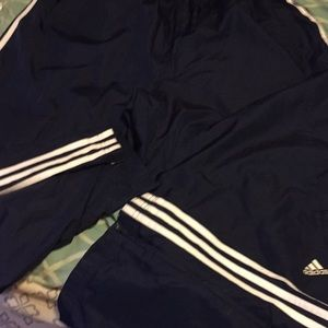 Adidas insulated joggers/running size 2 XL